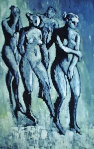 Indignadas al desnudo